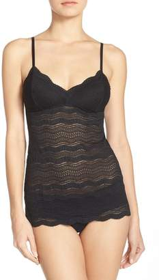 Cosabella 'Dolce' Long Lace Camisole