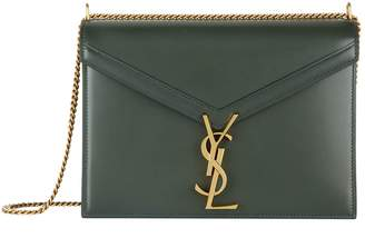 Saint Laurent Cassandra Monogram Shoulder Bag