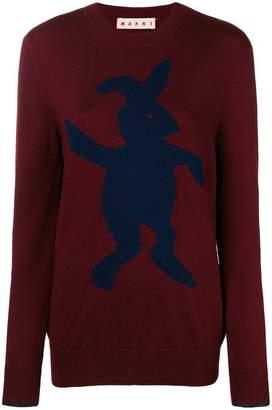 Marni rabbit jumper
