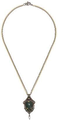 Sevan Biçakci pearl embellished necklace