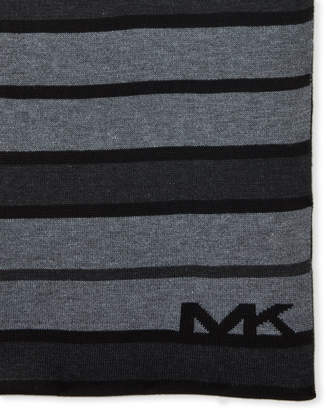 MICHAEL Michael Kors Striped Scarf