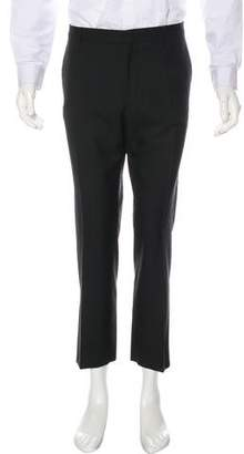 Paul Smith Wool Cropped Dress Pants