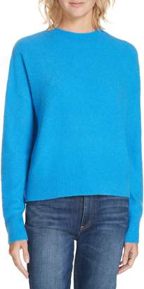Nordstrom Signature Boucle Cashmere Blend Sweater