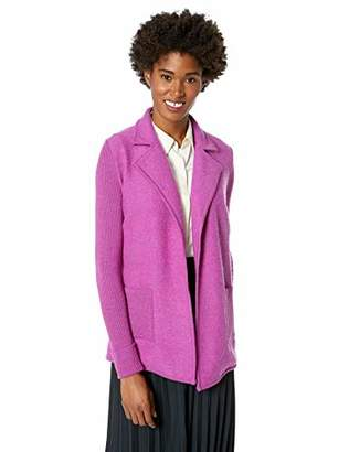 Jones New York Women's L/SLV Boiled Wool Jacket