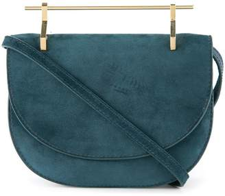 M2Malletier halfmoon shoulder bag
