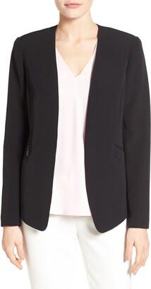 Vince Camuto Zip Pocket Blazer