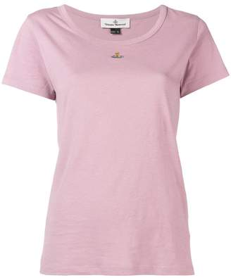 Vivienne Westwood crest scoop neck T-shirt