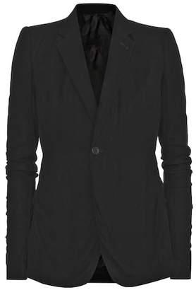 Rick Owens Silk blazer