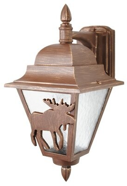 Penfield Alcott Hill 1-Light Outdoor Wall Lantern Alcott Hill