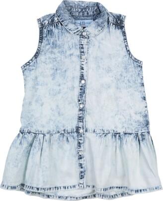Harmont & Blaine Denim shirts - Item 42713006ER