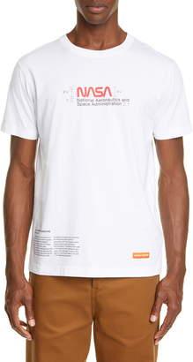 53c15914aed Heron Preston NASA Logo Graphic T-Shirt