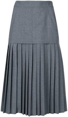 Thom Browne pleated skirt