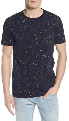 French Connection Star Splatter Crewneck T-Shirt