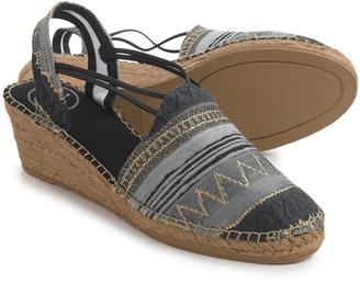 Toni Pons Tamara Espadrille Sandals - Wedge Heel (For Women) $49.99 thestylecure.com