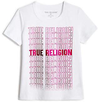 True Religion REPEAT TEE