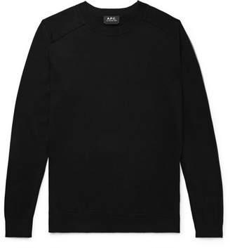 A.P.C. Johnny Cotton Sweater