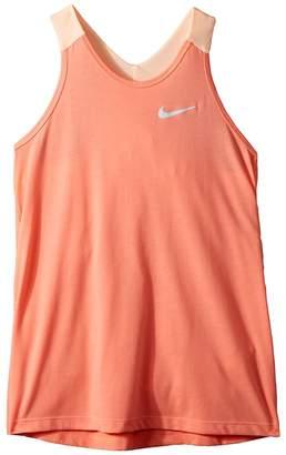 Nike Dry Running Tank Top Girl's Sleeveless