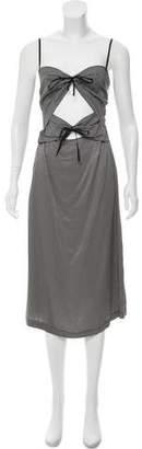 Rachel Comey Printed Sleeveless Dress