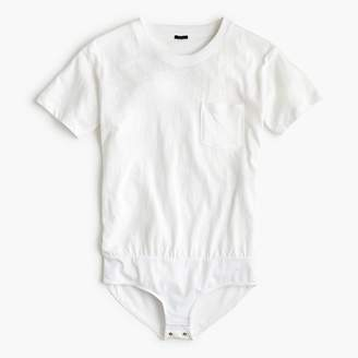 J.Crew Pocket T-shirt bodysuit