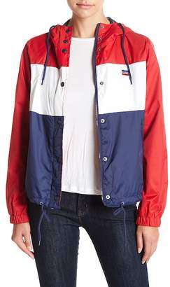 Levi's Retro Hooded Coach's Jacket