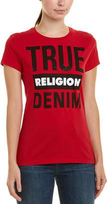 True Religion Stacked T-Shirt