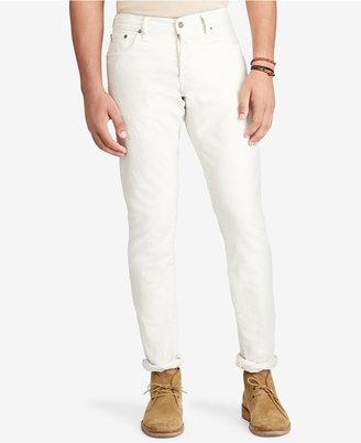 Polo Ralph Lauren Men's Slim-Fit Jeans $98.50 thestylecure.com