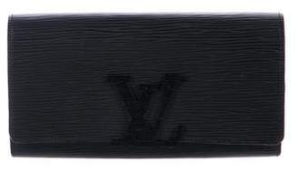 Louis Vuitton Epi Louise Wallet
