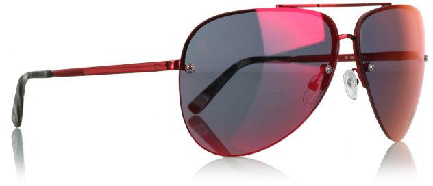 dVb Rose Mirrored Aviator Sunglasses