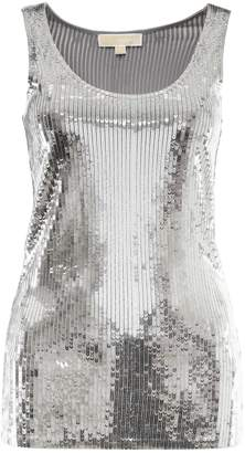 MICHAEL Michael Kors Sequin Tank Top