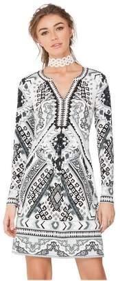 Hale Bob Wandy Beaded Dress