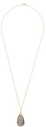 Eli Halili - Labrodite & 22kt Gold Pendant Necklace - Womens - Gold