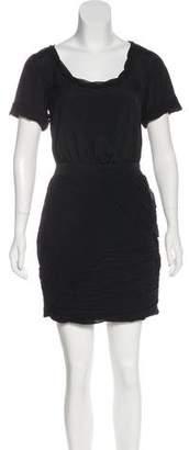 Diane von Furstenberg Short Sleeve Celia Dress