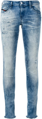 Diesel skinny jeans $276.98 thestylecure.com