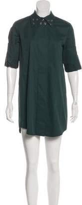 MM6 MAISON MARGIELA Short Sleeve Mini Dress w/ Tags