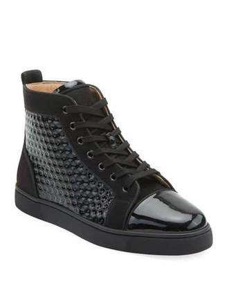 the latest adb4e a41a2 Christian Louboutin Patent Leather Men's Shoes | over 30 ...