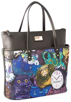 Braccialini Stefania Medium Shopper Bag