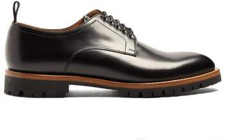 ARMANDO CABRAL Astor leather derby shoes