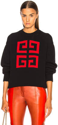 Givenchy Cotton 4G Sweater
