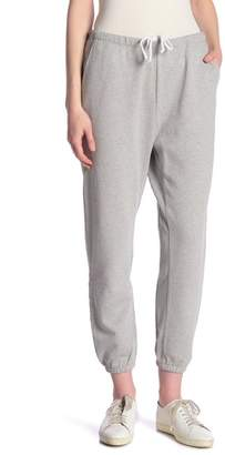 Frame Gusset Knit Sweatpants