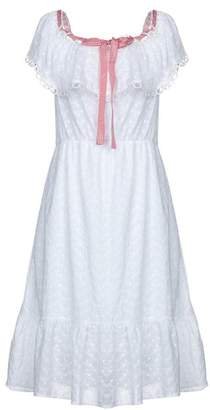 BRIGITTE BARDOT Knee-length dress