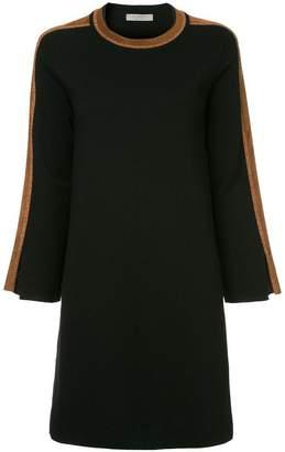 D-Exterior D.Exterior side stripe dress