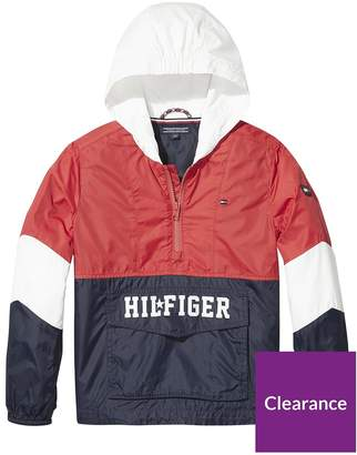 Tommy Hilfiger Unisex Over The Head Jacket