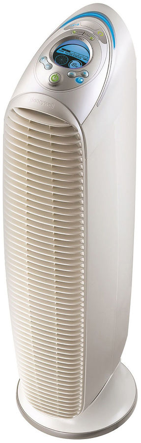 HONEYWELL Honeywell UV True HEPA 5-in-1 Allergen Remover Tower Air Purifier