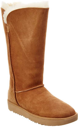 UGG Women's Classic Cuff Tall Water-Resistant Twinface Sheepskin Boot