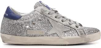 Golden Goose Star Glitter Shoes