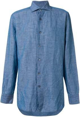 Ermenegildo Zegna denim shirt