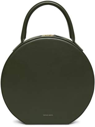 Mansur Gavriel Calf Circle Bag - Moss