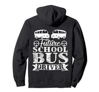 School Bus Driver Hoodie - School Bus Driver Sweatshirt