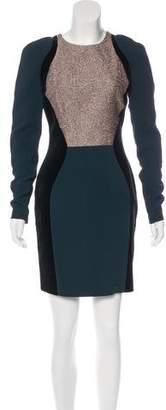 Antonio Berardi Mini Bodycon Dress