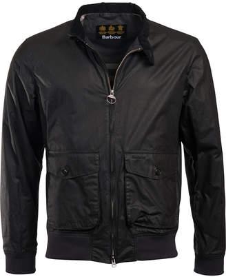 Barbour Men's Hagart Waxed-Cotton Jacket